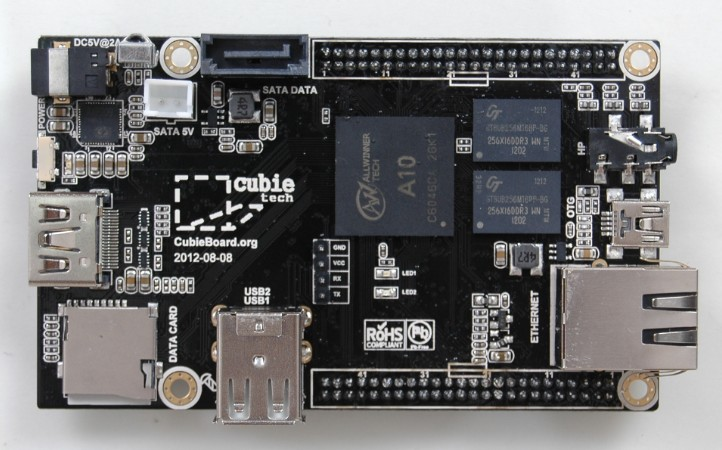 Cubieboard or Cubiebust?